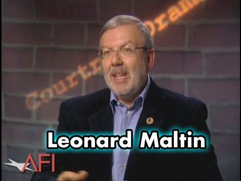 Leonard Maltin On THE VERDICT