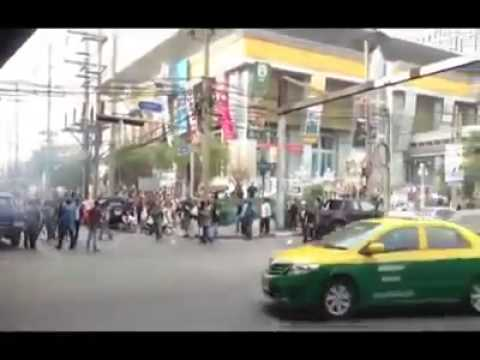 Violence Protest in Thailand 01 Feb 2014 Video News