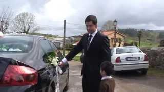 Broma al novio el día de la boda