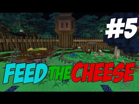Farms & Jail Cells || Feed the Cheese - Monster Mod-Pack LP