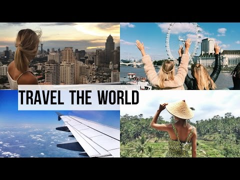HOW CAN I AFFORD TO TRAVEL SO MUCH?? Travelling the world on a budget