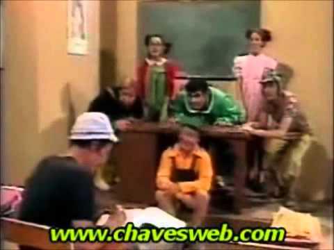 A Turma do Chaves canta o Hino do Flamengo