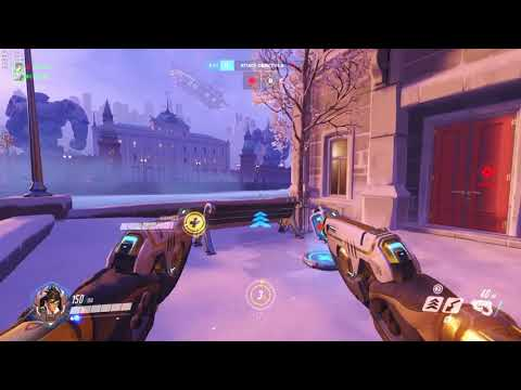 Overwatch   Theirs vs Ours   Tracer