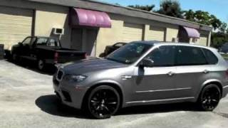 2011 BMW X5 M Review 22 24 26 inch Supercharged black Asanti Forgiato 2 3 Piece forged replica rims videos