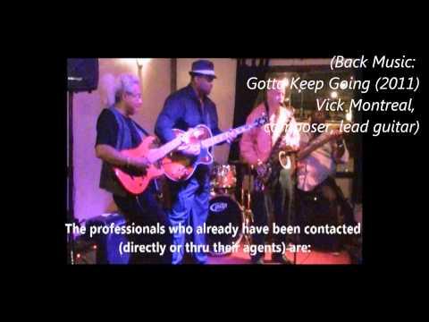 VICK MONTREAL's Jazz CD with Grammy-Winners: Carlton, Najee, Whalum, etc.