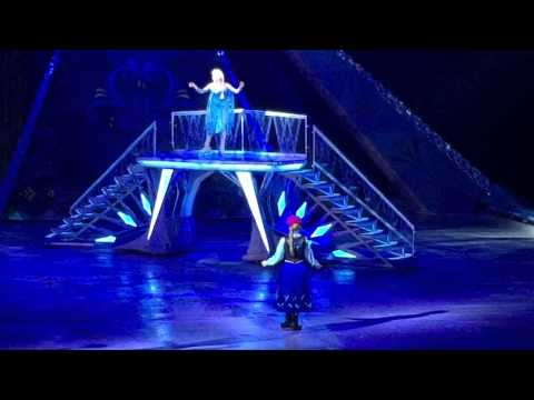 Frozen on Ice - First Time in Forever Reprise - 10/25/2014