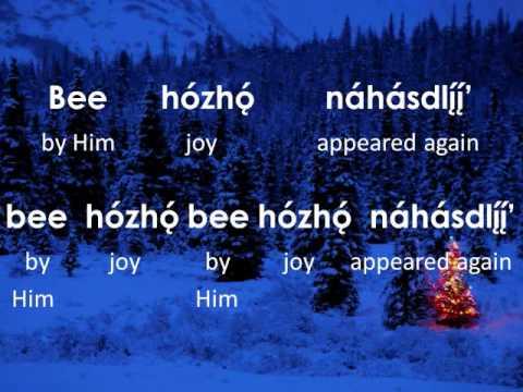 Joy to the World (Navajo Lyrics)