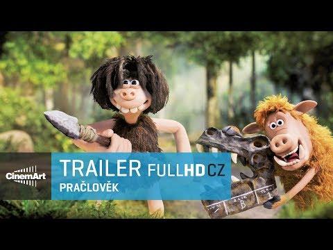 Pračlověk - trailer na animák