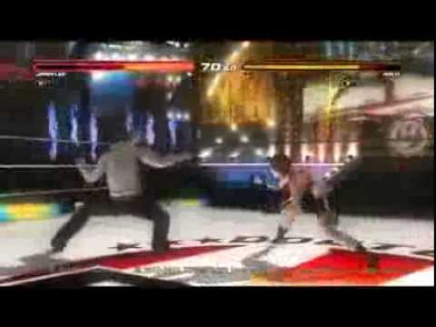 DOA5U JANN LEE vs TINA 2014-03-14