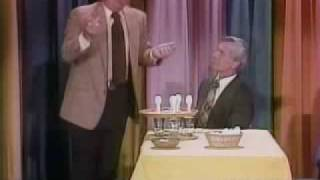 Johnny Carson: Dom DeLuise Egg Trick