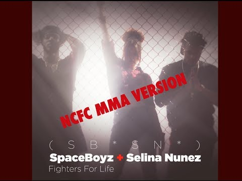 SpaceBoyz + Selina Nunez (SB*SN*) MMA Fighters For Life