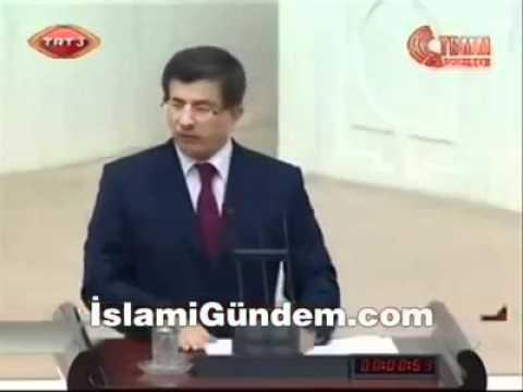 Ahmet Davutoğlu'nun Cevabı