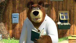 Máša a medveď #30 - Zázračný rast