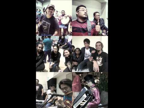Excerpt from Tari Pukat, Oh! Bangau (live , audio only)