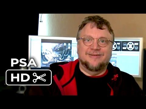 Pacific Rim PSA - A Special Message (2014) - Guillermo del Toro Movie HD