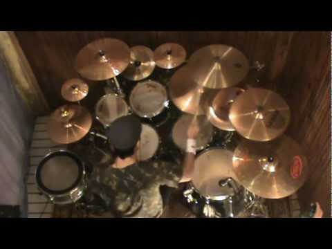 Jesse - Kleber Lucas - Te Agradeço  (Drum Cover) HD