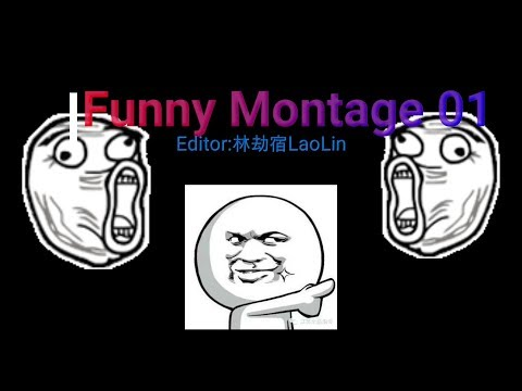 Funny Montage 01-Funny Flash Troll(League of Legends)