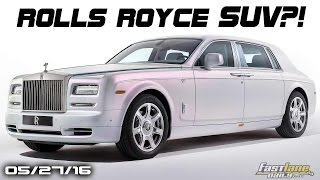 Rolls Royce SUV,  New Bentley Convertible, Yukon Premium Edition, Toyota Hybrids - Fast Lane Daily