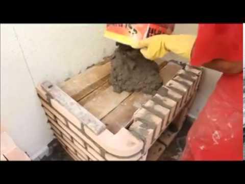 Passo a Passo Pini) Fabricação de Churrasqueira