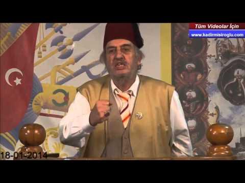 (K346) Üstad Kadir Mısıroğlu, Düşmanlarına ve Kendisine Sataşanlara Kükredi