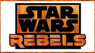 Star Wars Rebels Trailer Preview
