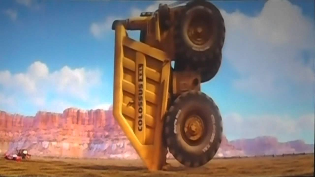 Cars 2 Colossus XXL