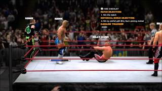 ~WWE 13~ ~Road Dogg & Billy Gunn Vs The Road Warriors~ ~Ep