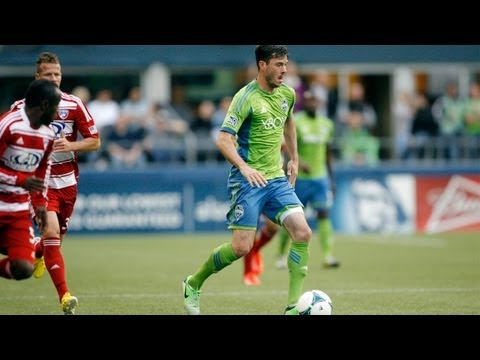 HIGHLIGHTS: Seattle Sounders vs FC Dallas | May 18, 2013