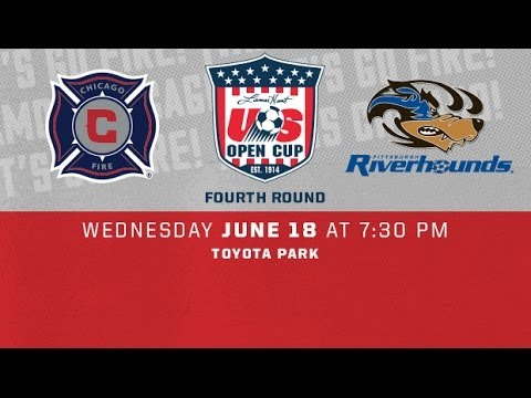 Thumbnail image for 'USOC match day - Fire v Riverhounds'