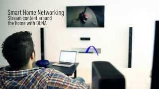 Panasonic DMP-BDT230 FULL HD 3D Smart Blu-ray Player