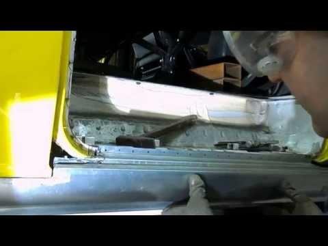 Jak naprawić karoserię w aucie - poradnik blacharza #3