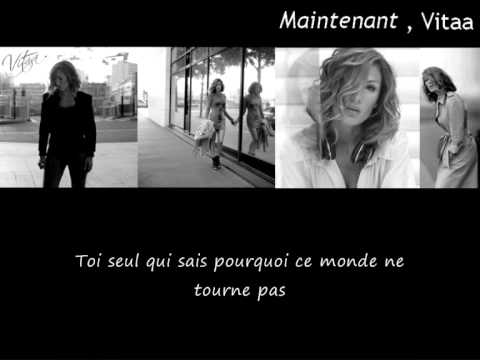 Vitaa - Maintenant (Paroles)