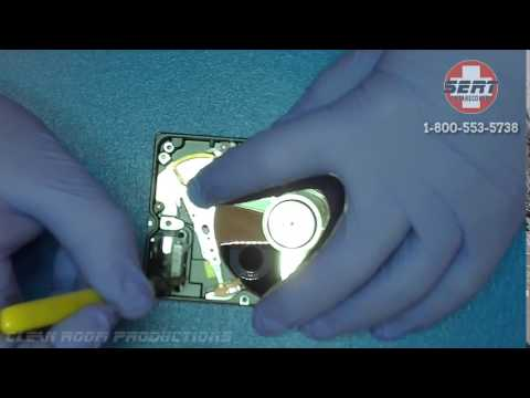 Clicking Hard Disk Data Recovery