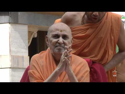Guruhari Darshan - 18 June 2012 - Ahmedabad, India