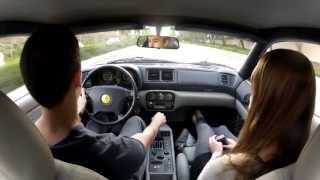 Ferrari 355 with Tubi exhaust!