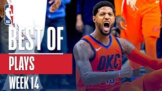 NBA's Best Plays | Week 14