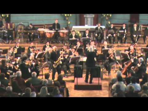 Primer movimiento (Moderato) del Concierto para saxofón tenor y orquesta de Hans Helfritz