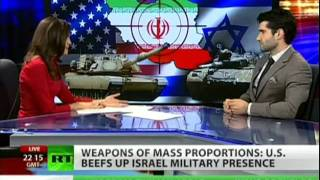US SENT TROOPS TO ISRAEL TO GET READY FOR IRAN & CHINA WW