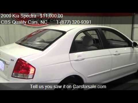 2009 Kia Spectra EX - for sale in DURHAM, NC 27703