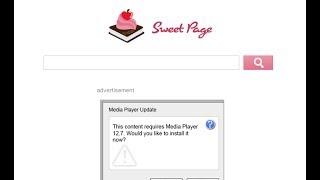Como Eliminar Sweet Page De Chrome, Firefox Y Explorer