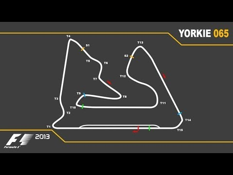 F1 2013: In Depth Track Guide Episode 4, Bahrain