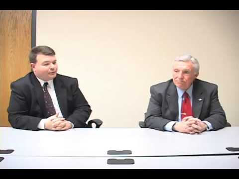 Part 3  Columbia County Circuit Court candidate interview Michael Thompson, Daily Register 3-29-2011