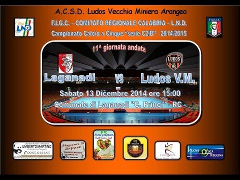 Serie C2/B, Laganadi-Ludos 5-3 (13/12/14)