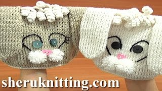 How To Crochet Hat For Kids Tutorial 1 Part 3 Of 3 Crochet