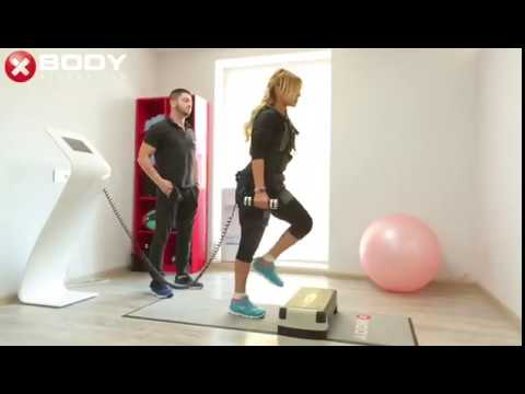 """""""XBODY Azerbaijan"""" fitnes studiyasının qonağı teleaparıcı Afaq Gəncəli"""