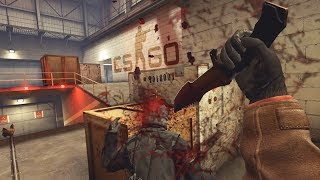 CS:GO - Huntsman Knife (Fade) Gameplay