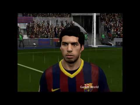 FIFA 14 ● Luis Suarez - Welcome To FC Barcelona ᴴᴰ