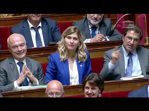 Mme Virginie Duby-Muller - Remaniement gouvernemental