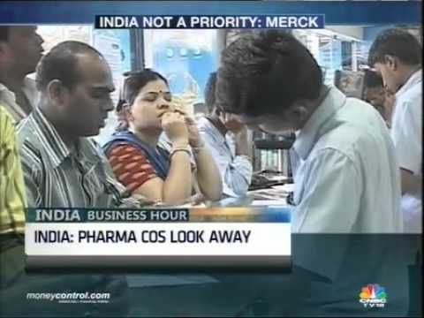 Bitter pill for India as Merck drops it from priority mkt