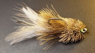 How To Tie The Best Redfish Fly ~ Marsh Crab